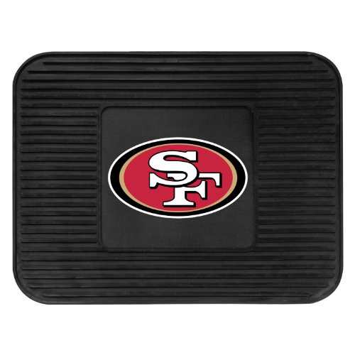 FANMATS NFL San Francisco 49ers Vinyl Utility Mat at Amazon.com
