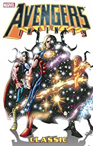 Avengers Infinity Classic by Roger Stern and Sean Chen