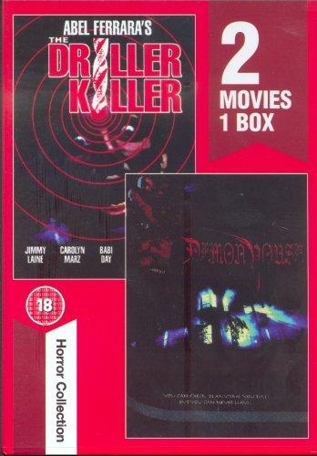 Driller Killer / Demon House - Very Good Condition