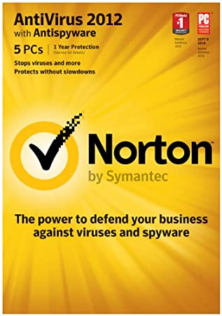 Norton Antivirus 2012 - 5 Users [Old Version]