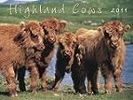 Highland Cow 2011 Calendar