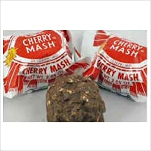 Cherry Mash Candy- Box of 24