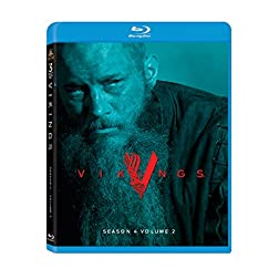 Vikings: Season 4 Vol 2 [Blu-ray]