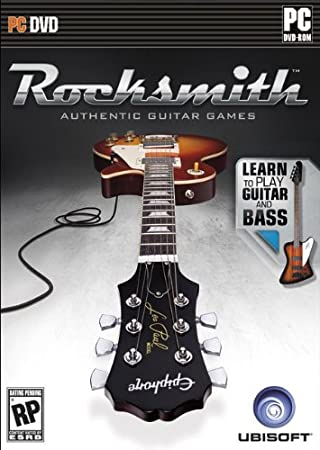 PC Rocksmith - Trilingual
