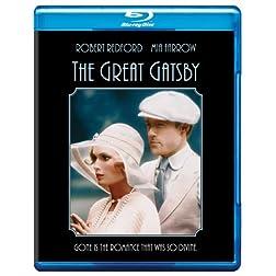 Great Gatsby [Blu-ray]