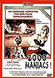 echange, troc 2000 maniacs