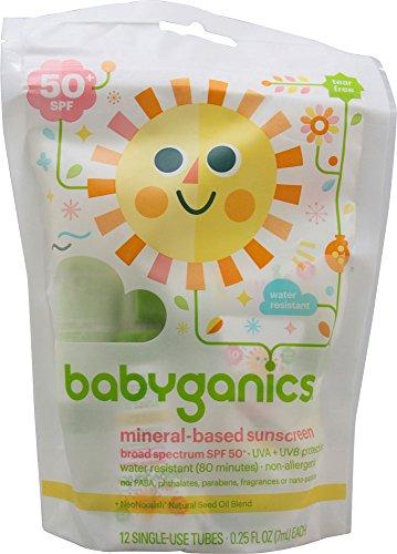 Baby Safe Sunscreen