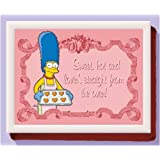 The Simpsons TV Dinner Padded Laptray - Margeby SIMPSONS