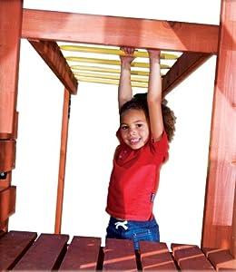 Swing-N-Slide WS 4564 Metal Monkey Bars