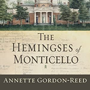 The Hemingses of Monticello Audiobook