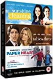 Girls' Night In Collection (Sunshine Cleaning/Paper Heart/Table For Three) [DVD]
