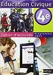 Cahier d'activit�s �ducation civique 4e