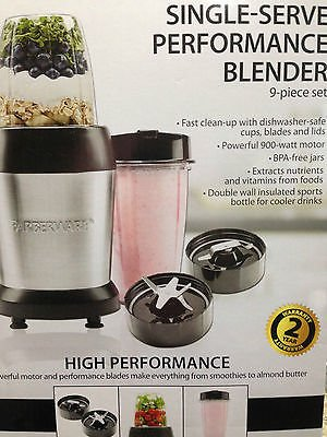 Farberware 9-Piece Single Serve High Performance Blender Set