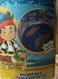 Jake and the Never Land Pirates Disney Twin Comforter
