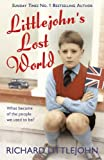 Book - Littlejohn's Lost World