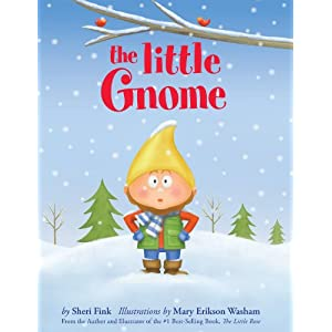 The Littel Gnome by Sheri Fink