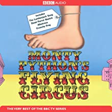 Monty Python's Flying Circus Radio/TV Program by John Cleese, Michael Palin, Eric Idle