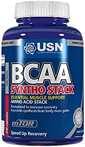 BCAA Syntho Stack - 240 caps by USN M
