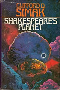 "Cover of ""Shakespeare's Planet"""