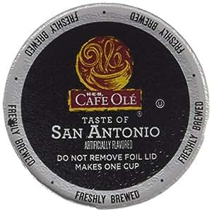 Cafe Ole San Antonio Coffee K Cups