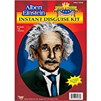 Heroes in History - Einstein Accessory Kit from Forum Novelties