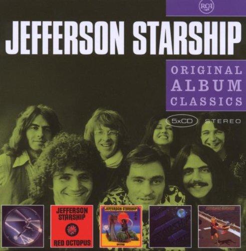 Jefferson Starship - Jefferson Starship Original Album Classics - Zortam Music