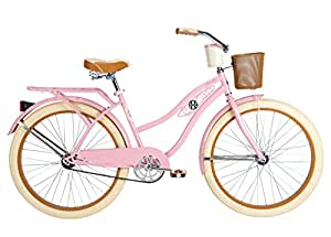 Huffy Bicycle Company Ladies Number 26655 Deluxe