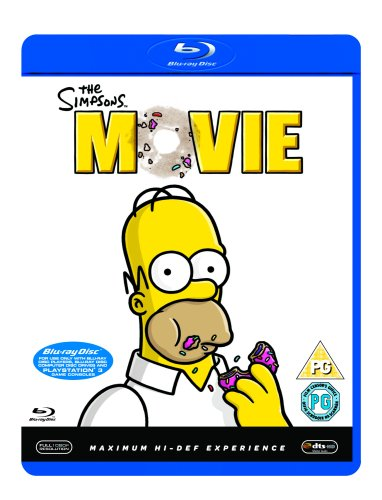 Simpsons Movie, The / Симпсоны в кино (2007)