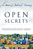 img - for Open Secrets: A Memoir of Faith and Discovery book / textbook / text book