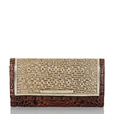Jillian Wallet<br>Brown Laelia