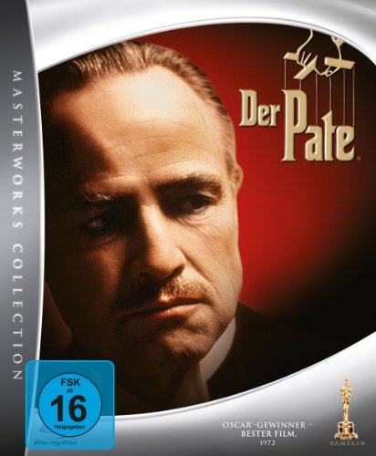 Der Pate (Digibook) [Blu-ray]