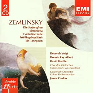 Seejungfrau/Sinfonietta/Cymbel