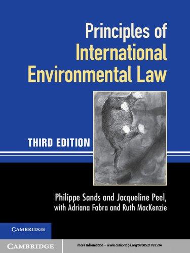 international environmental law case studies International law llm 2018/19 entry  international environmental law  semester 3  including law, international studies or politics graduates, as well as .