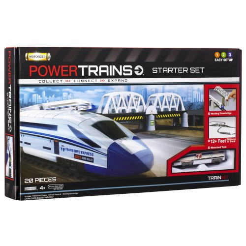 Power Trains Starter Set Picture