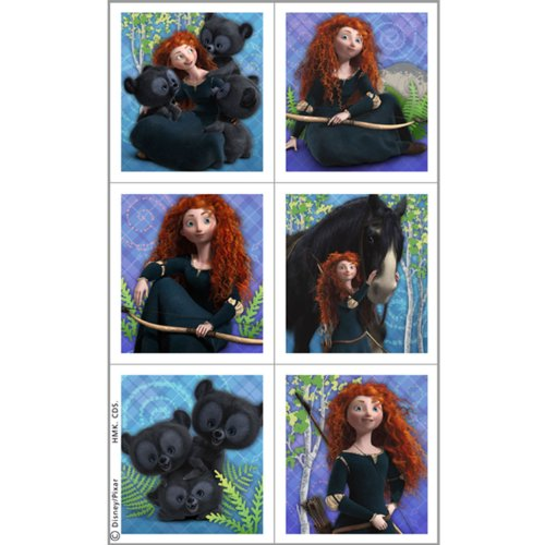 Disney?s Brave Stickers Wholesale Cases