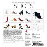 Shoes 2016 Mini Wall Calendar