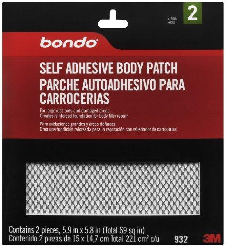 Bondo 932 Self Adhesive Patch
