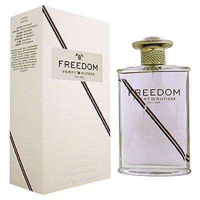 Tommy Hilfiger Freedom Cologne Eau de Toilette Spray for Men, 3.4 Ounce
