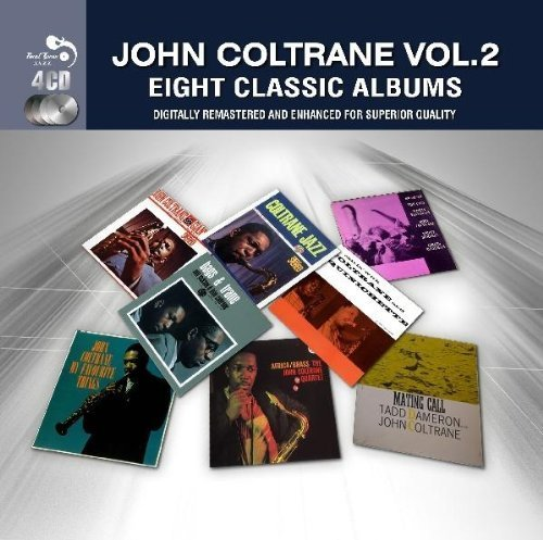 Eight Classic Albums: John Coltrane Vol.2