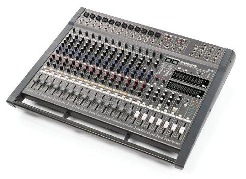 Samson TXM20 20 Channel Powered Mixer, 1000 Watts