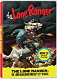The Lone Ranger & Lost Cit