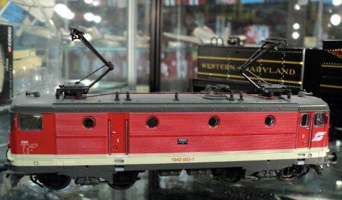 Marklin HO Train 3458 Electric Locomotive