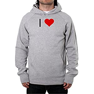 I Love FREIBURG Unisex Pullover Hoodie