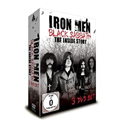 Iron Men Black Sabbath the Inside Story