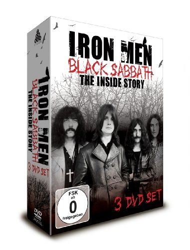 Black Sabbath: Iron Men - The Inside Story [DVD] [Edizione: Regno Unito]