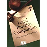 Legal Practice Companion 2009/2010by Gerald Montagu