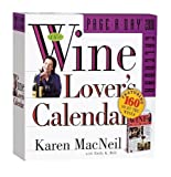 The Wine Lovers Page-A-Day Calendar 2008 (Page-A-Day Calendars)
