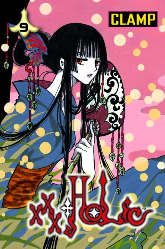 Xxxholic 9 (Xxxholic (Graphic Novels))Clamp