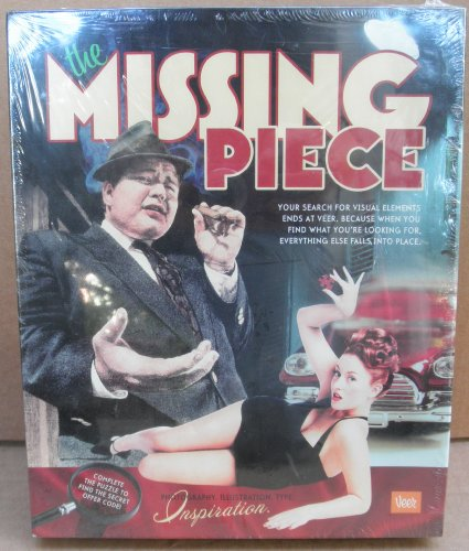 The Missing Pieces 513-piece Puzzle - Complete the puzzle to find the secret code