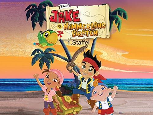 Jake und die Nimmerland Piraten Staffel 1, Vol.2
